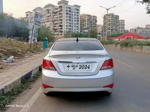Used 2015 Hyundai Verna MT for sale in Pune