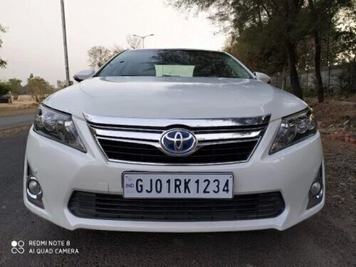 Used Toyota Camry 2015 AT for sale in Ahmedabad