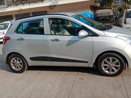 Used 2015 Hyundai Grand i10 MT for sale in Thane -8