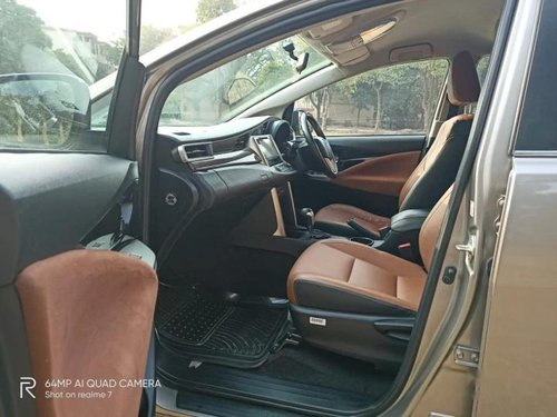 Used Toyota Innova Crysta 2.7 ZX AT 2017 AT in New Delhi