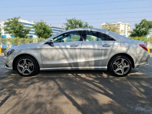 Used Mercedes Benz CLA 2016 AT for sale in Mumbai
