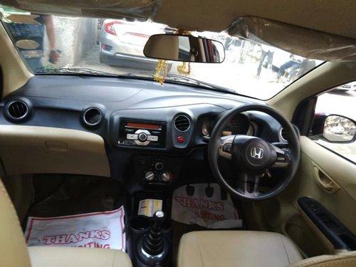 Used Honda Amaze SX i DTEC 2014 MT for sale in Mumbai