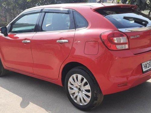 Used Maruti Suzuki Baleno 2015 MT for sale in Gurgaon