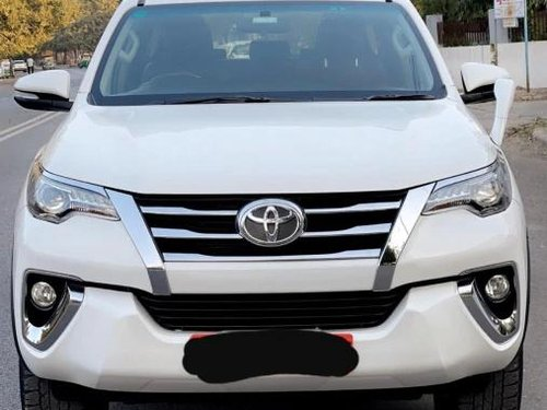 Used Toyota Fortuner 2017 AT for sale in Ahmedabad