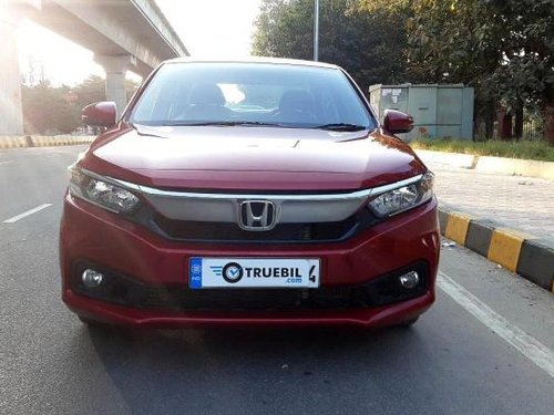 Used 2018 Honda Amaze AT for sale in Bangalore