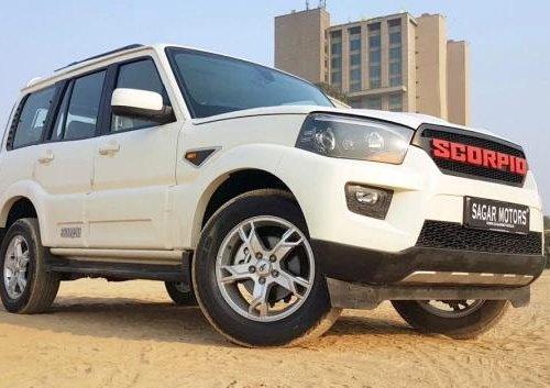 Used Mahindra Scorpio 2017 MT for sale in New Delhi