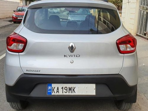 Used 2019 Renault Kwid MT for sale in Bangalore