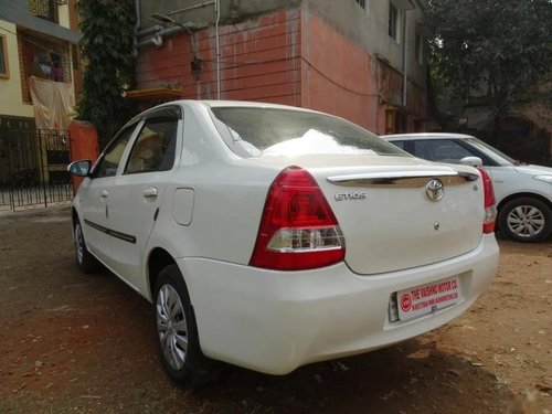 Used Toyota Etios 2016 MT for sale in Kolkata