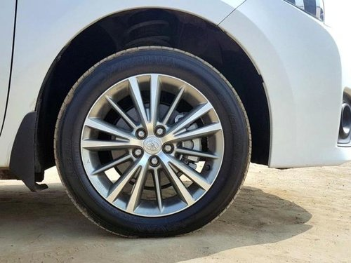 Used 2016 Toyota Corolla Altis MT for sale in New Delhi