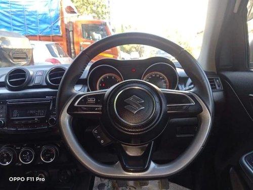 Used Maruti Suzuki Swift 2018 MT for sale in Thane
