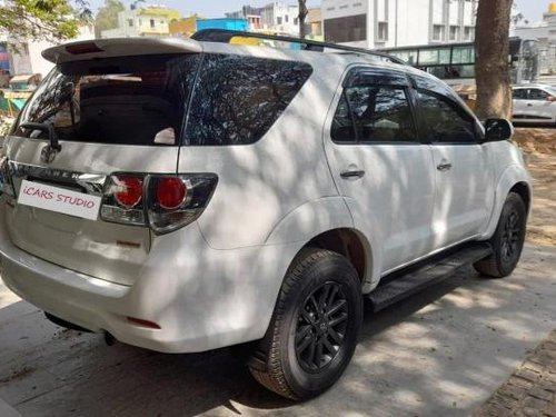 Used Toyota Fortuner 4x2 AT 2015 AT for sale in Bangalore