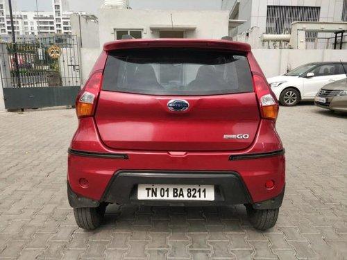 Used Datsun GO 2016 MT for sale in Chennai