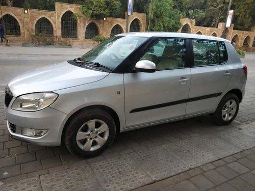 Used 2012 Skoda Fabia MT for sale in Ahmedabad