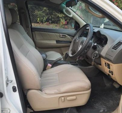Used Toyota Fortuner 4x2 4 Speed AT 2012 AT for sale in Pune -2