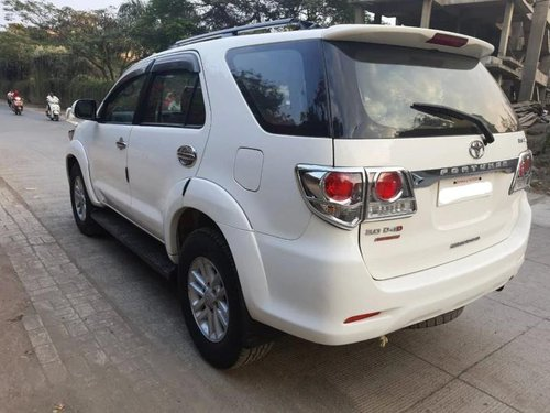 Used Toyota Fortuner 4x2 4 Speed AT 2012 AT for sale in Pune -5
