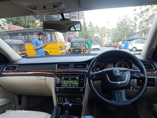 Used Skoda Superb 2011 AT for sale in Thane