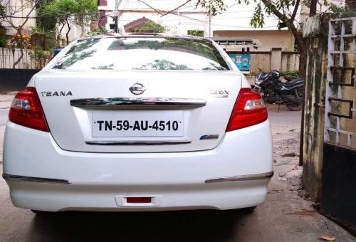 Used Nissan Teana Teana 2012 AT for sale in Chennai
