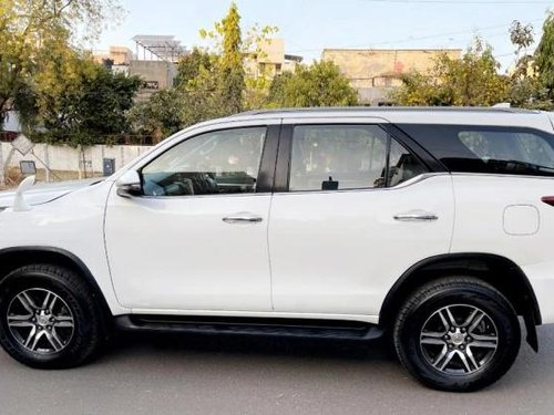 Used Toyota Fortuner 2017 AT for sale in Ahmedabad -2