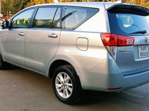 Toyota Innova Crysta 2.4 VX MT 8S 2017 MT in Ahmedabad