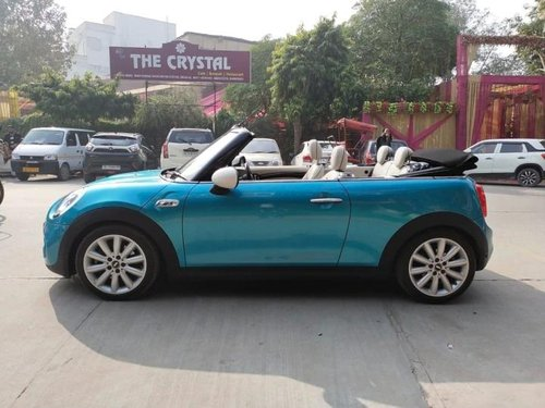 Used Mini Cooper 2017 AT for sale in New Delhi