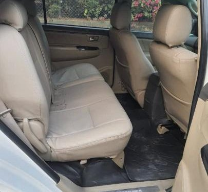 Used Toyota Fortuner 4x2 4 Speed AT 2012 AT for sale in Pune -1