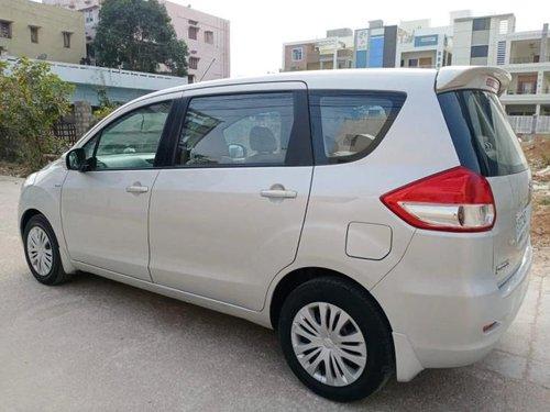 Used Maruti Suzuki Ertiga 2014 MT for sale in Hyderabad