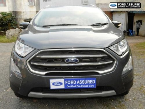 Used 2020 Ford EcoSport MT for sale in Chennai