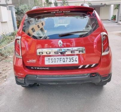 Used Renault Duster 2017 AT for sale in Hyderabad