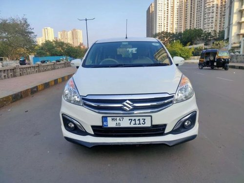 Used Maruti Suzuki Ertiga CNG VXI 2018 MT for sale in Thane