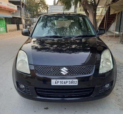 Used 2009 Maruti Suzuki Swift MT for sale in Hyderabad