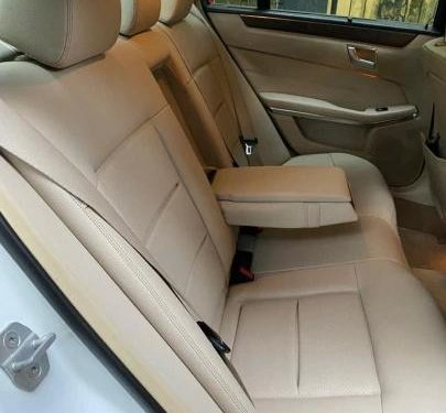 Used Mercedes Benz E Class 2013 AT for sale in Mumbai