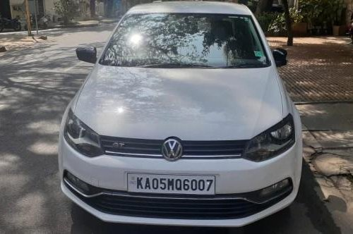 Used Volkswagen Polo GT TSI 2014 AT for sale in Bangalore