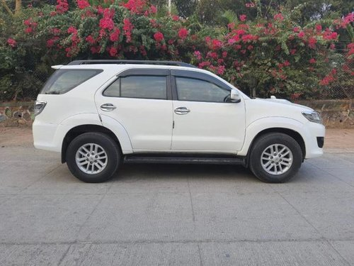 Used Toyota Fortuner 4x2 4 Speed AT 2012 AT for sale in Pune -7