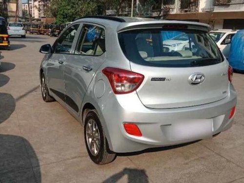 Used 2015 Hyundai Grand i10 MT for sale in Thane -5