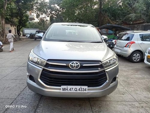 Used 2016 Toyota Innova Crysta MT for sale in Thane