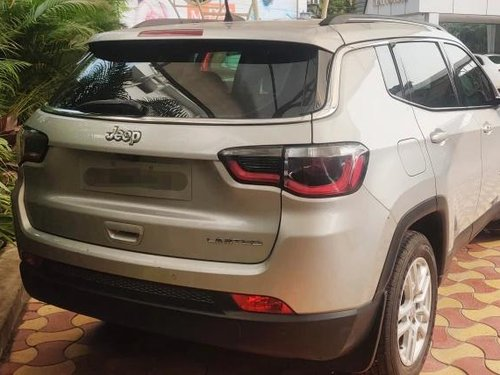 Used 2017 Jeep Compass MT for sale in Hyderabad