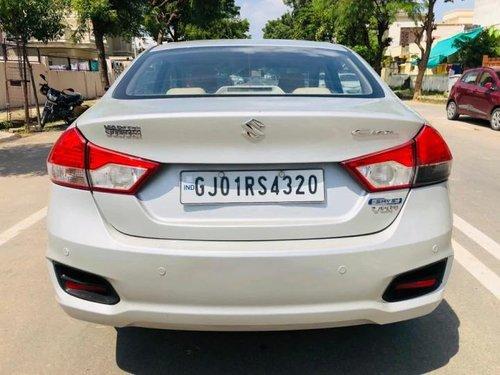 Used 2016 Maruti Suzuki Ciaz MT for sale in Ahmedabad
