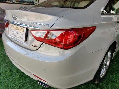 Used 2012 Hyundai Sonata Transform MT for sale in Bangalore