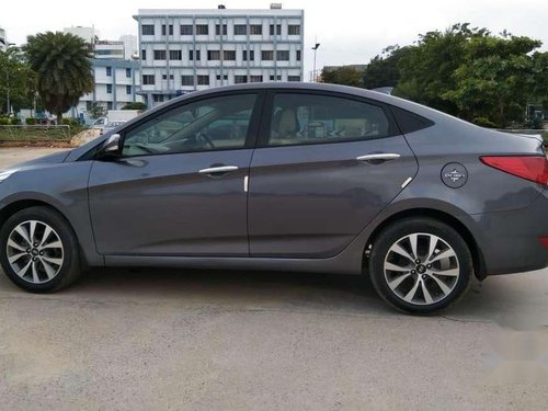 Used Hyundai Verna 2016 MT for sale in Coimbatore -7