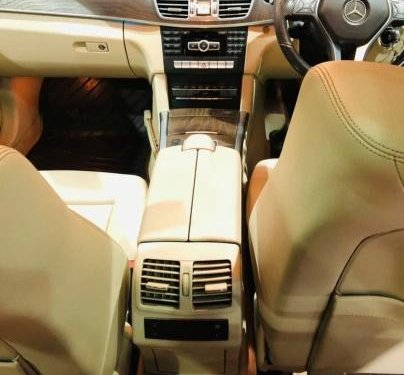 Used Mercedes Benz E Class 2014 AT for sale in Hyderabad