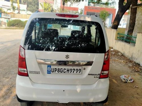 Used Maruti Suzuki Wagon R 2012 MT for sale in Lucknow -6