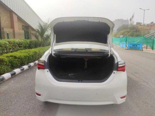 Used Toyota Corolla Altis 1.8 G CVT 2018 AT for sale in New Delhi