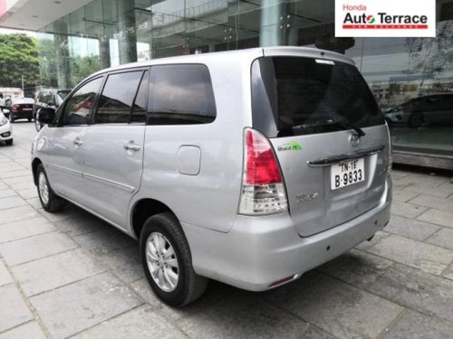 Used Toyota Innova 2.5 E 2010 MT for sale in Chennai