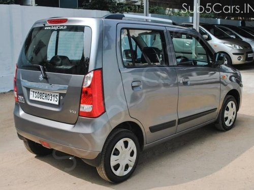 Used 2015 Maruti Suzuki Wagon R MT for sale in Hyderabad
