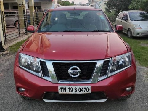Used Nissan Terrano 2015 MT for sale in Chennai