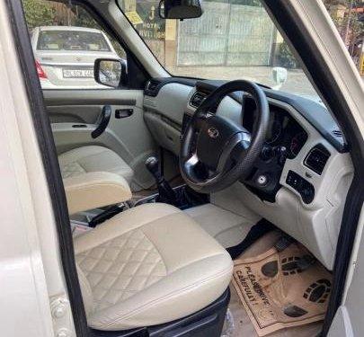 Used Mahindra Scorpio S7 140 2018 MT for sale in New Delhi