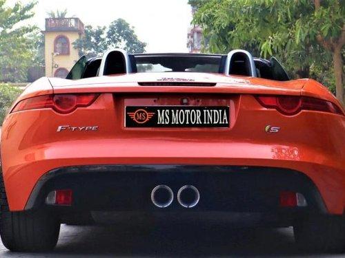 Used 2014 Jaguar F Type AT for sale in Kolkata