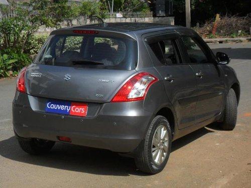 Used Maruti Suzuki Swift ZDI 2018 MT in Bangalore