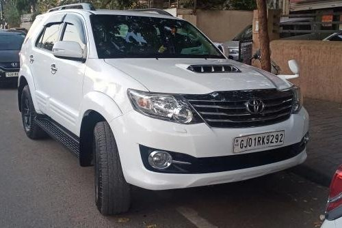 Used Toyota Fortuner 4x2 AT 2015 AT for sale in Ahmedabad