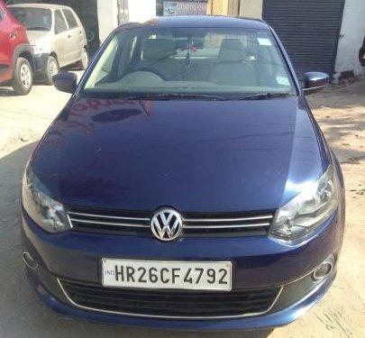 Used Volkswagen Vento 2014 MT for sale in Faridabad